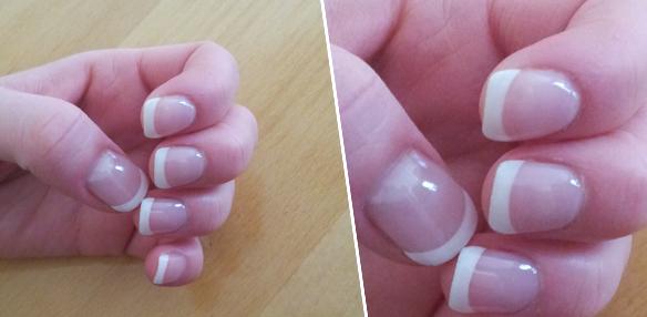 Gel-lac nails
