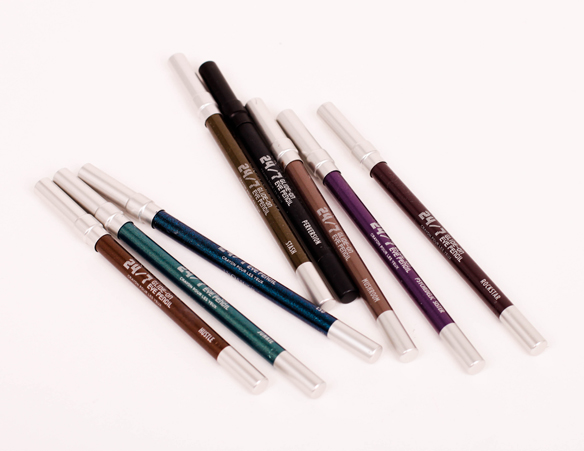 24/7 URBAN DECAY eye pencils